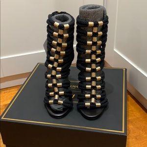 H&M balmain heels